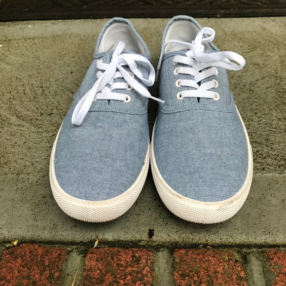 H\u0026M Shoes | Hm Divided Canvas Sneakers